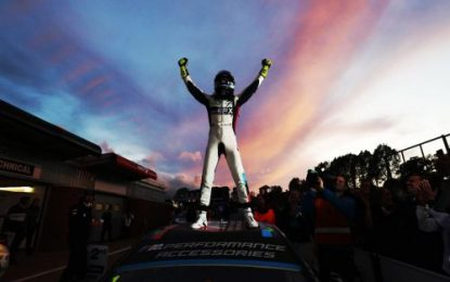 Ulster's Colin Turkington crowned record-equalling 4-time BTCC Champion