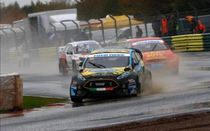 Godfrey claims British RX crown as Tohill wins finale