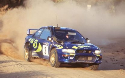 Prodrive Legends formed to restore glory days rally cars