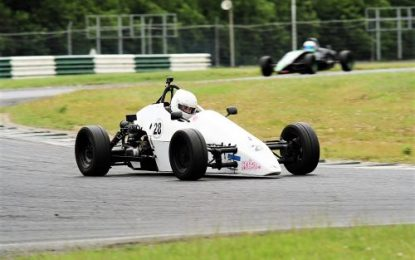 Philip Sheane nominated for Motorsport Ireland Young Racing Driver of the Year Award 2019