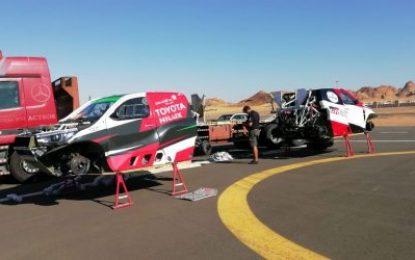 Fernando Alonso to take part in new Al Ula–Neom Cross-Country Rally