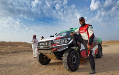 Riyadh Rally, Rd4 Saudi Toyota Desert Rally Championship starts in Ad Diriyah on Thursday