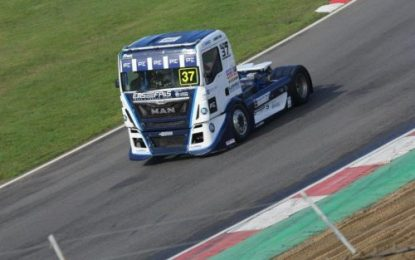 An exciting finale to the 2019 Truck Racing season at Brands Hatch