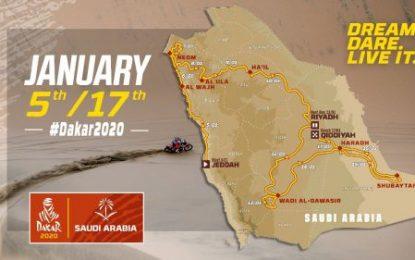 9 MINI JWC rally cars set to start Dakar 2020: 7.500 km through Saudi Arabien