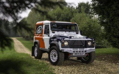 Jaguar Land Rover acquire Bowler