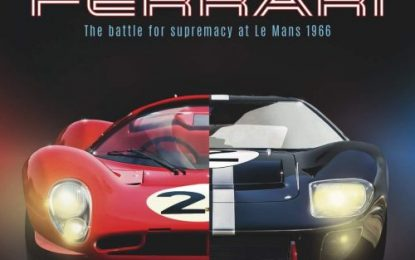Book Review – Ford versus Ferrari (Le Mans)