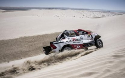 Entries open for 2020 Manateq Qatar Cross-Country Rally
