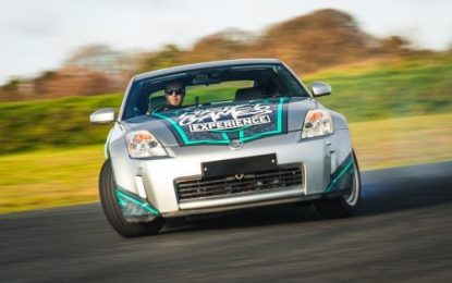 Mondello Park speeds into Dublin City for the Christmas Drive