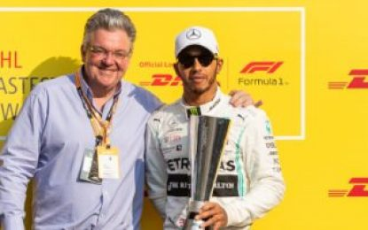 F1 final in Abu Dhabi: DHL Awards go to Hamilton & Aston Martin Red Bull Racing