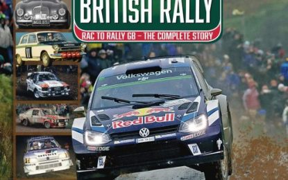 The Great British Rally – 75 Years; RAC to Rally GB – The Complete Story
