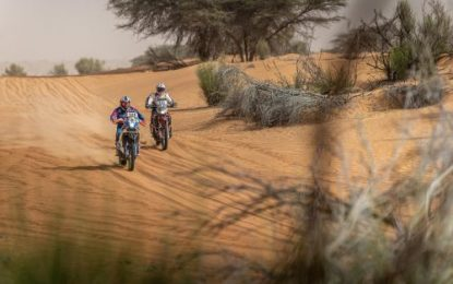 Lucci wins penultimate stage of 12th Africa Eco Race