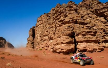Dakar 2020 // SS3: Stage win for Carlos Sainz and takes overall lead