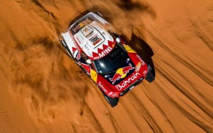 Carlos Sainz wins Dakar 2020 for the MINI Bahrain JCW X-raid Team