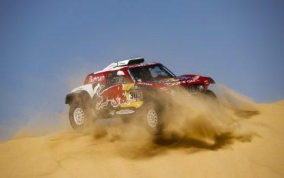 Dakar 2020 // SS10: Sainz extends his overall lead on Dakar 2020