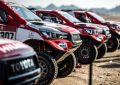 TOYOTA GAZOO Racing ready for Dakar Rally title defense