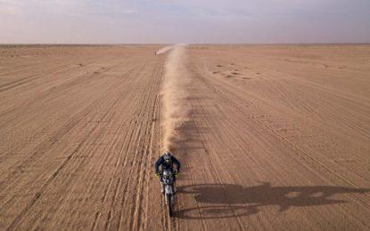 AFRICA ECO RACE (Monaco-Dakar) LEG 7: CHAMI – AIDZIDINE: 477.95km