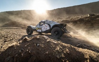 Leg 4 – 12th AFRICA ECO RACE (Monaco-Dakar)