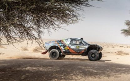 12th AFRICA ECO RACE (Monaco-Dakar) SS6