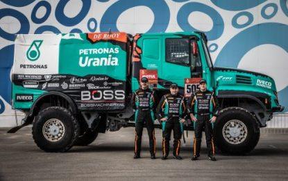 Petronas Team De Rooy Iveco eager for Dakar 2020 to start