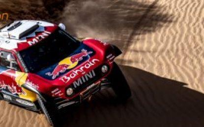 Dakar 2020 // SS8: 3rd forMini's Orlando Terranova