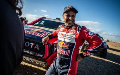 Overdrive Racing on the rise on 2020 Dakar Rally – Riyadh (after SS6)