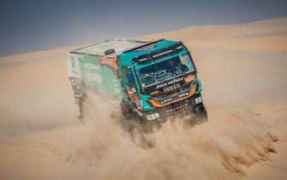 Sainz regains control on stage 10 as Dakar Rally battle heats up