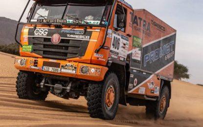 SS8; AFRICA ECO RACE (Monaco-Dakar) 2020