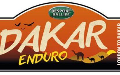 Bespoke Rallies' London Dakar Enduro