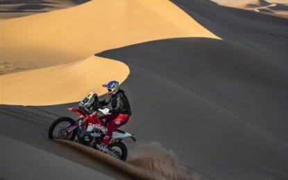 GasGas Factory Racing's Laia Sanz sits 17th on Dakar