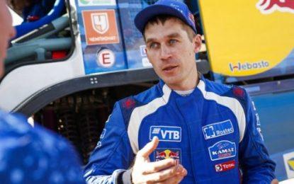 KAMAZ' Andrey Karginov set personal record on Dakar Rally 2020