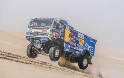 Third Dakar Stage success for Shibalov on Dakar 2020