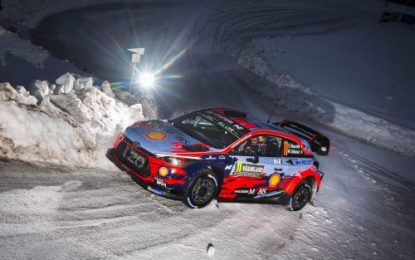 Hyundai Motorsport's targeting victory in Rally Sweden; Rd 2 FIA World Rally Championship 2020