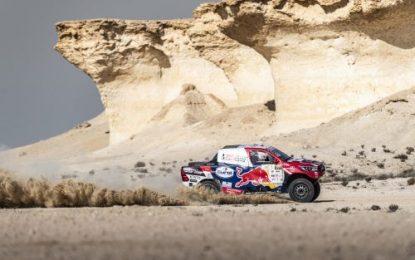 Al-Attiyah confirmed 7th victory in 9 seasons at Manateq Qatar Cross-Country Rally