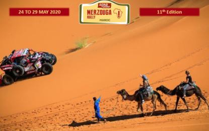 Merzouga Rally 2020; New Format; Last Dakar qualifying event