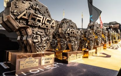 12th edition of the AFRICA ECO RACE – Unrivalled success