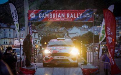 Kelly's take podium finish on opening round of the BRC