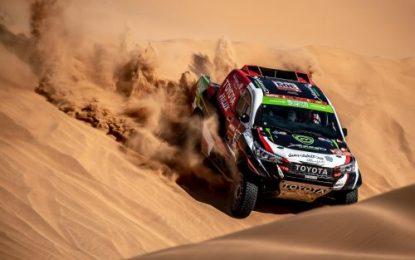 2020 Manateq Qatar Cross-Country Rally ready to RocknRoll!