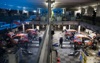 Breen 7th for Hyundai Motorsport on Rally Sweden