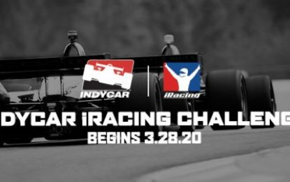 INDYCAR is going racing again, virtually that is!