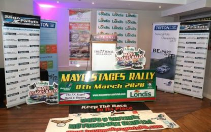 TF Hotel / Casey's & Mulroy's Londis Mayo Stages Rally 2020