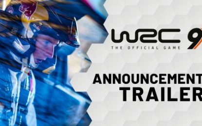 WRC 9 video game set for new-generation consoles