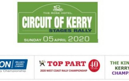 Several Welsh drivers planning on entering Circuit of Kerry Rally