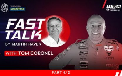 WTCR Interview: FIA World Touring Car stalwart Tom Coronel