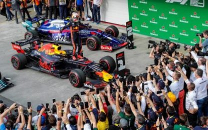 The rebirth of Honda's success in Formula One