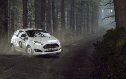 GB title up for grabs with new Motorsport UK Esports British Rally Championship