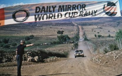 World Cup Rally 1970 – Why we'll never see the likes of this ultimate endurance event again