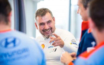 WRC 2020; Home Shakedown with Hyundai Motorsport's Daniel Elena