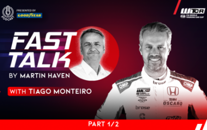 Former Jordan F1's Monteiro's WTCR Fast Talk podcast: The world champion who never was