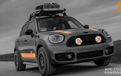 That Dakar feeling – the MINI Countryman powered by X-raid