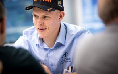 INTERVIEW: Home Shakedown with Ott Tänak: Hyundai Motorsport